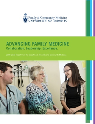 DFCM Report 2009-2011 cover image